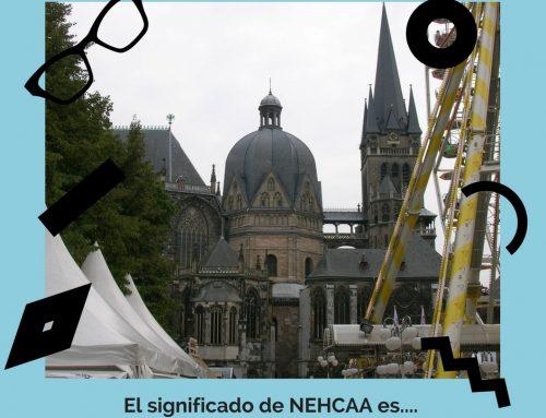 Adivina qué significa NEHCAA