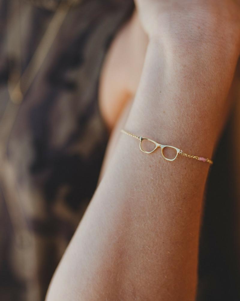 Pulsera solidaria cáncer fundación sandra ibarra-nehcaa jewelry