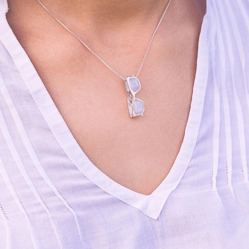 piedras preciosas-colgante de plata sostenible con calcedonia-detalle-500px-0110