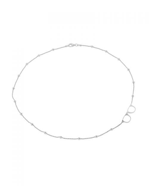 collar de plata-gargantilla placer-NEHCAA