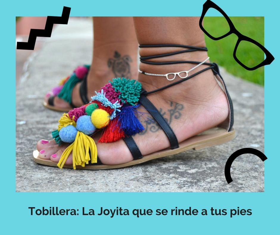 Pulseras Tobilleras NEHCAA Jewelry
