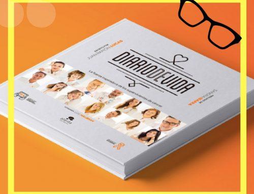 Descubre el libro que ayuda a mejorar la vida de personas con cáncer