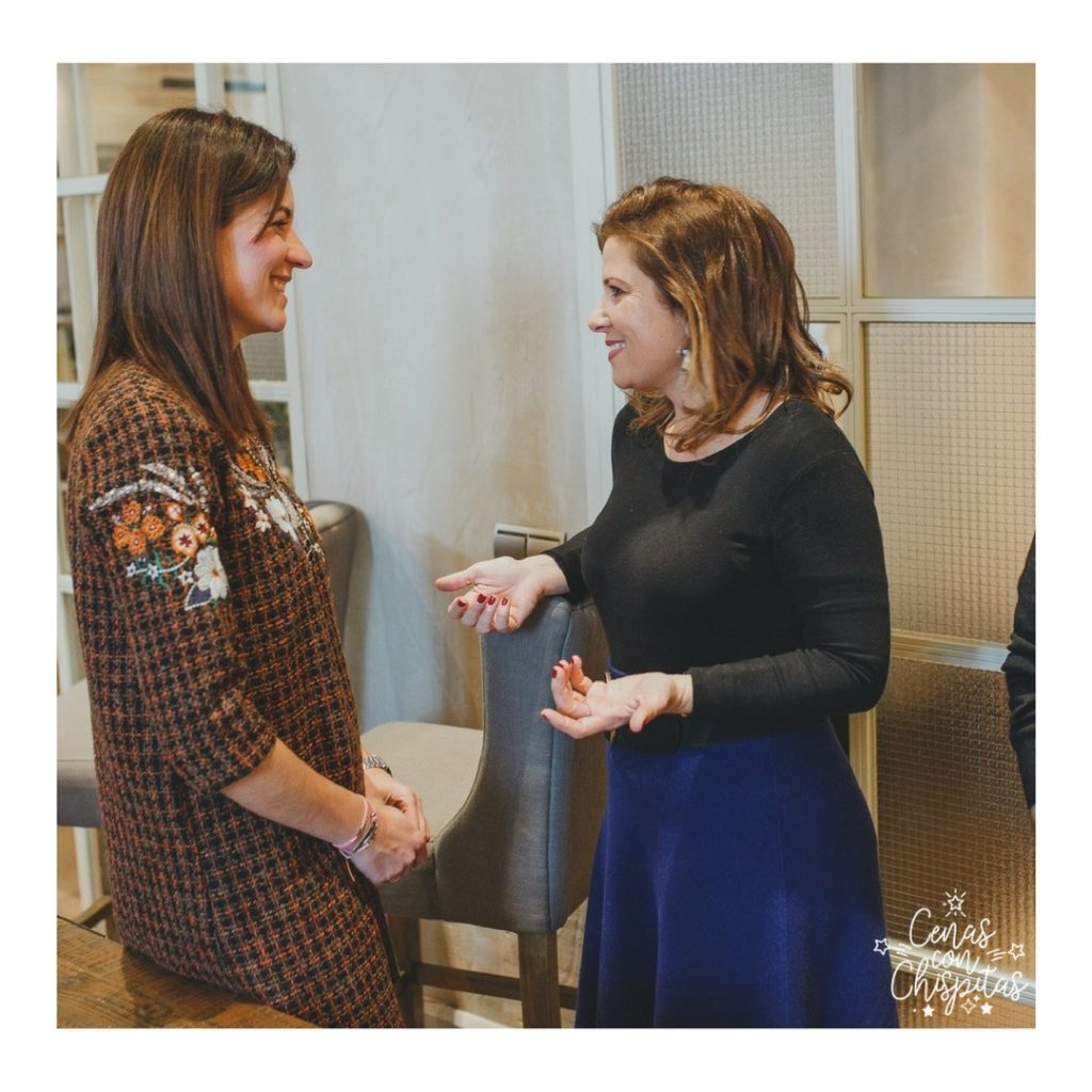 Gisela Intimates Cena con Chispitas NEHCAA