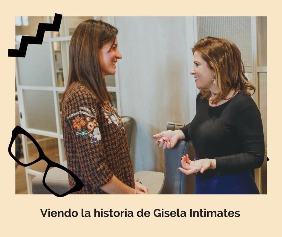 Gisela Intimates-cenas con chispas-NEHCAA Jewelry