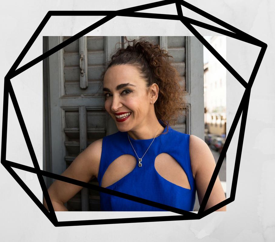 Estilista Cristina Rodriguez-Gente NEHCAA Jewelry