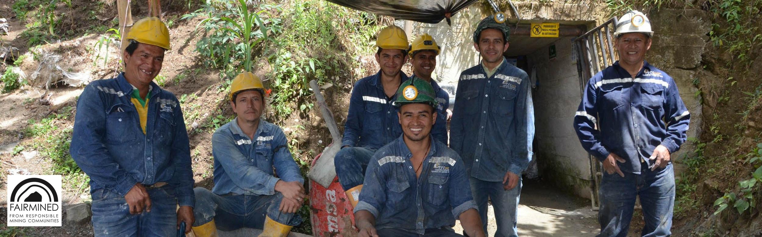 Joyería Sostenible-Minas Aurelsa-Mineros-Fairmined-NEHCAA