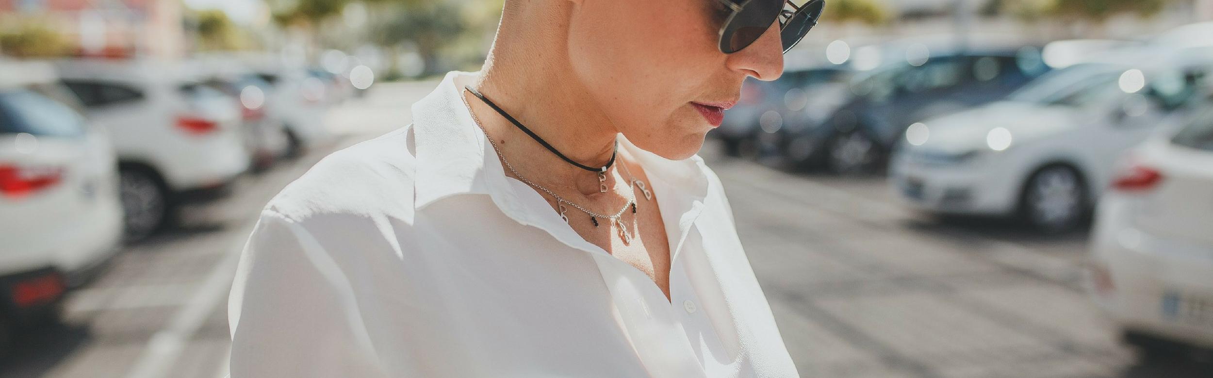 collares de plata sostenible para mujeres originales_NEHCAA