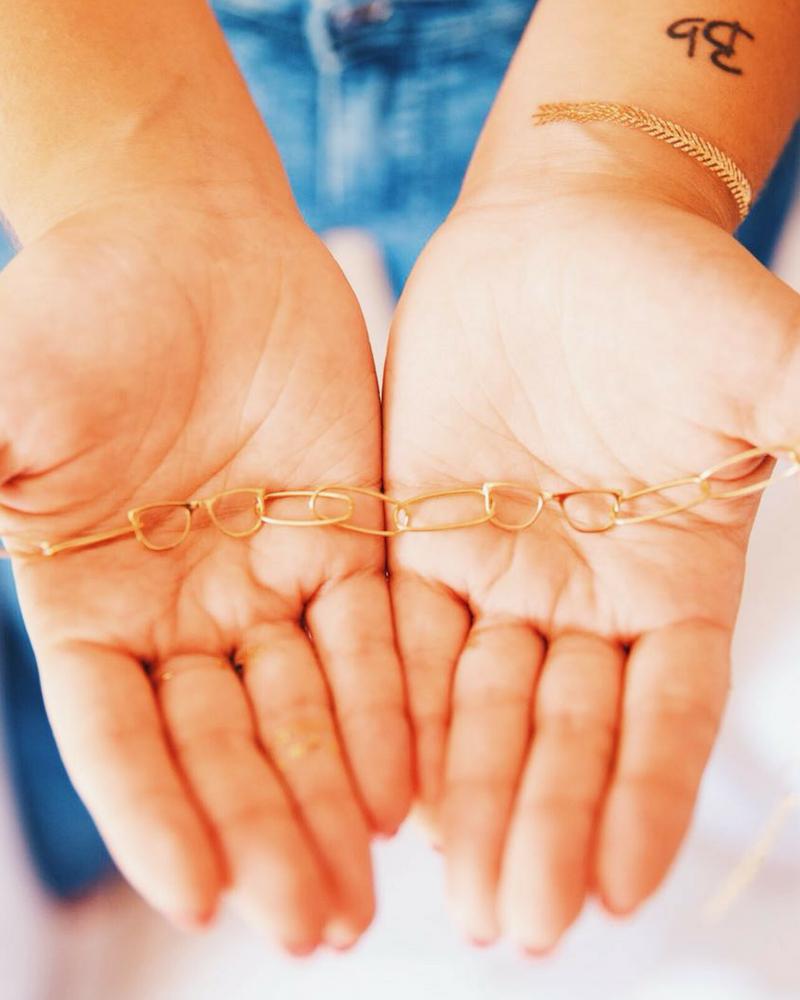 Colgante Soy Valiente by Alejandra Castelló y NEHCAA Jewelry