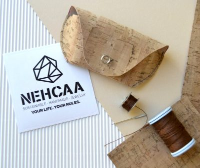 Fundas de gafas de corcho-NEHCAA