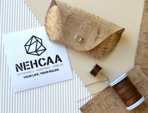 Las fundas de gafas NEHCAA también tienen su historia