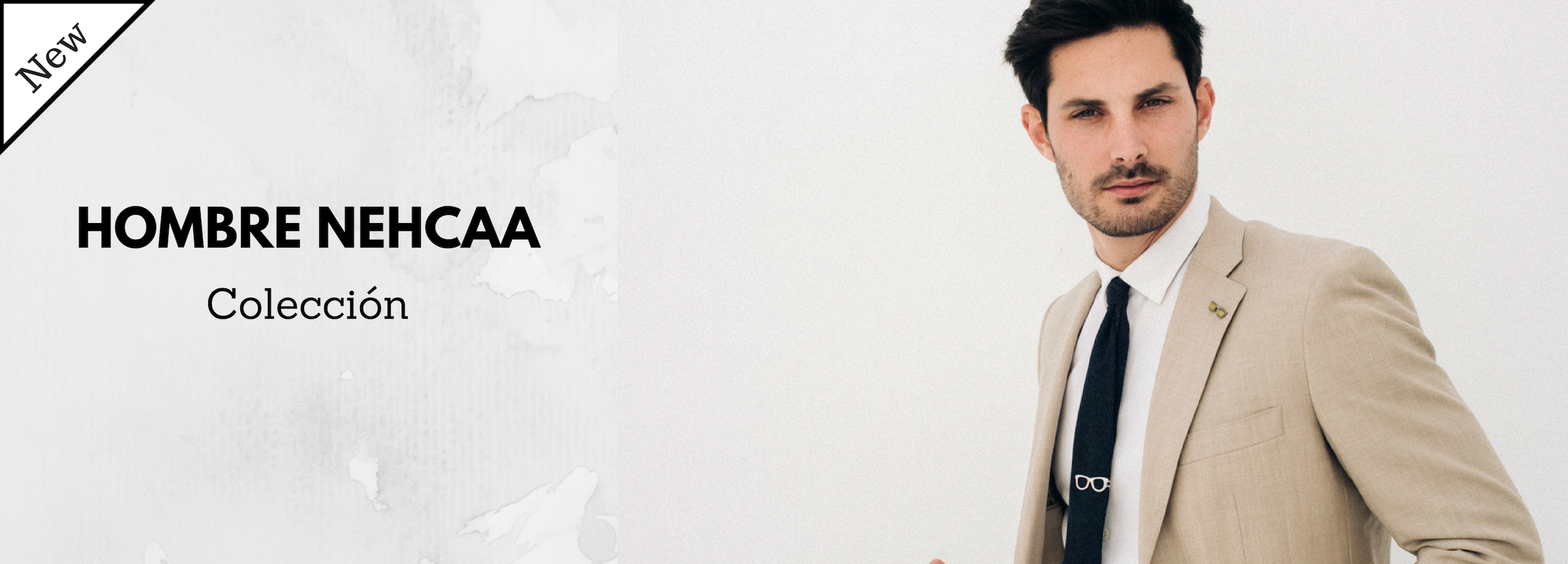 Tienda Online NEHCAA-Colección-HombreNEHCAA-Joyas Sostenibles