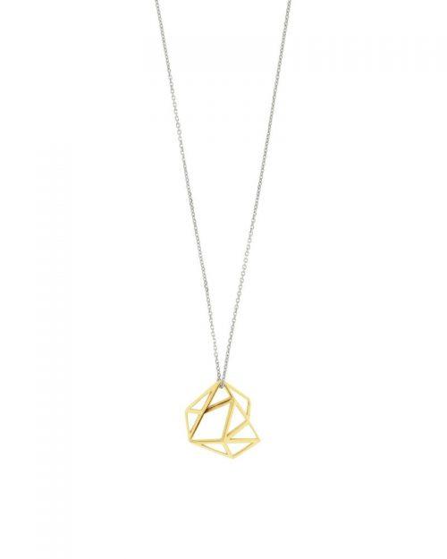 Colgante de Oro Leandra_Plata Sostenible_Detalles_NEHCAA Jewelry