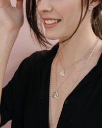 Colgante de plata Nuria_NEHCAA Jewelry
