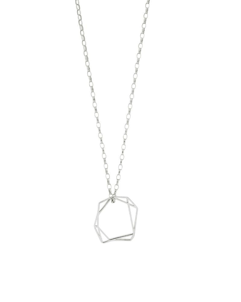 Collar de plata Noelia_Plata Sostenible_NEHCAA Jewelry-Detalles