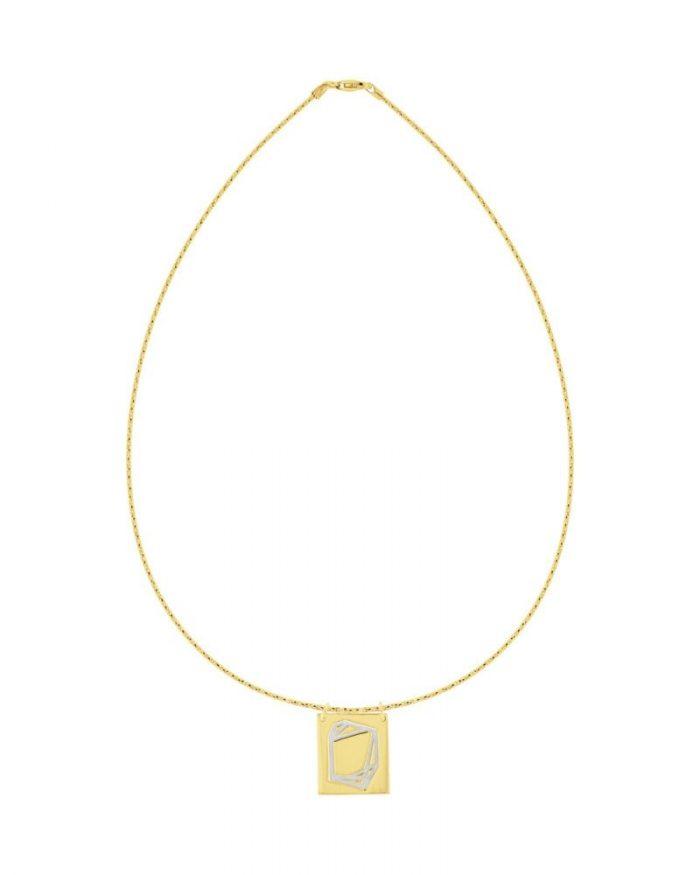 Gargantilla de oro_Plata Sostenible_Detalles_NEHCAA Jewelry