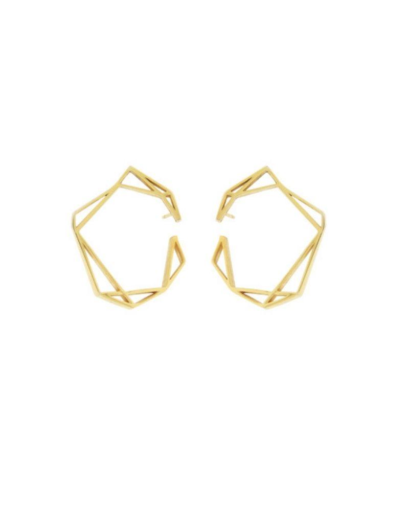 Pendientes de oro_Lola_Detalles_NEHCAA Jewelry