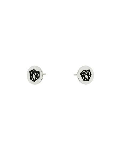 Pendientes de plata Mar_Plata Sostenible_Detalles_NEHCAA Jewelry