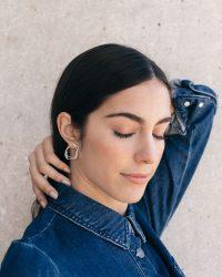 Pendientes de plata_María_NEHCAA Jewelry
