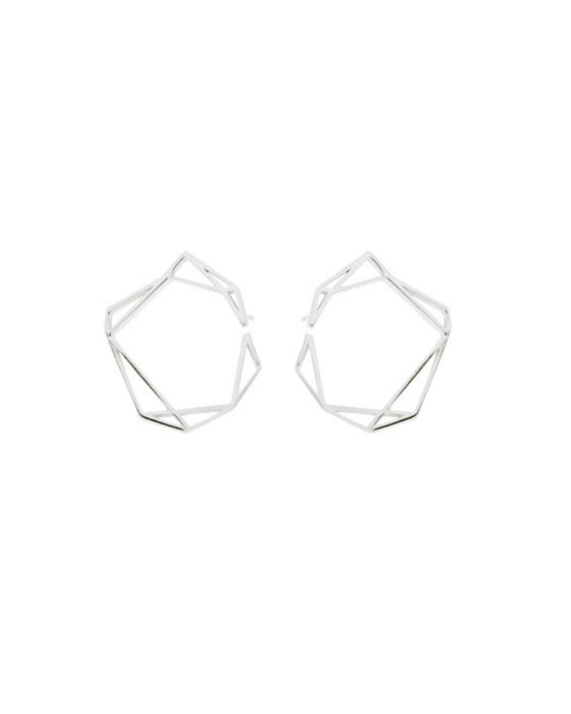 Pendientes de plata_María_Detalles_NEHCAA Jewelry