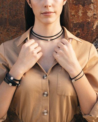 Pulsera fina de plata Mercedes NEHCAA Jewelry_pulseras