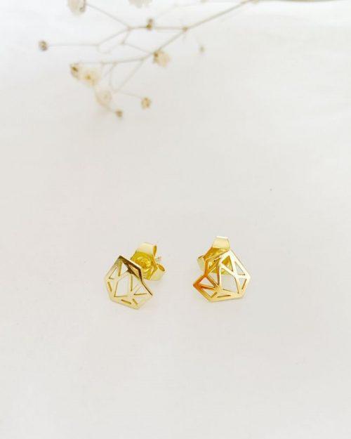Pendientes-diamante-chapado-en-oro_Estrella_Luz_de_Nehca